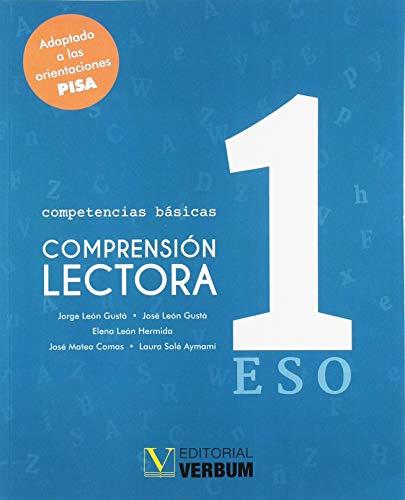 Comprensión lectora: Competencias básicas 1º ESO (Serie Lengua)