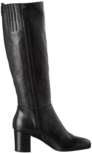 Marc O'Polo Damen High Heel Long Boot 70814178201110 Stiefel Schwarz (Black)