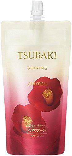 Shiseido |Hair Care| TSUBAKI Water moist with camellia oil EX Refill 220ml (japan import)
