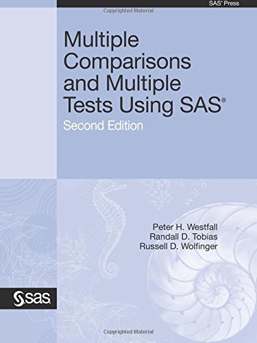 Multiple Comparisons And Multiple Tests Using Sas Second Edition