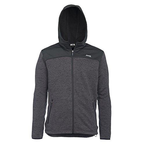 jeep-man-tricotfleece-jacket-w-hood-felpa-dark-grey-mel-black-s