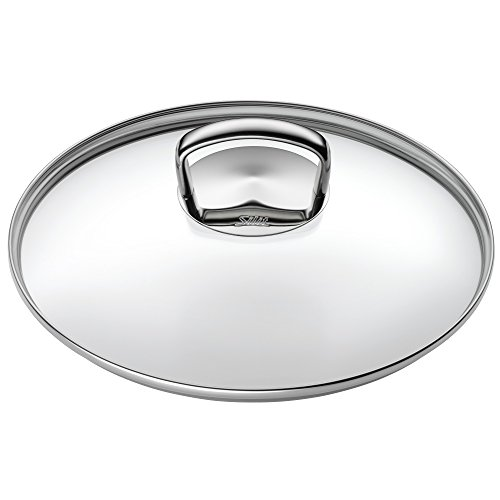 Silit Glasdeckel zu Wok Ø 28cm Metallgriff spülmaschinengeeignet