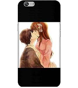 EagleHawk 3D Designer Printed Back Cover for Vivo V5 Plus - D262 :: Perfect Fit Designer Case