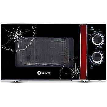 Koryo By Big Bazaar Kmg21bf11 20 Ltrs Grill Microwave Oven
