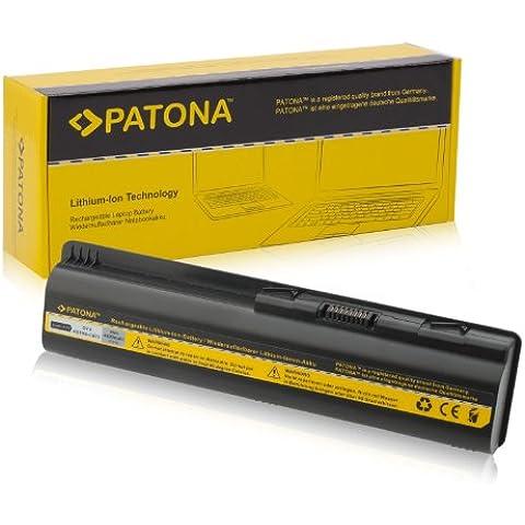 Batería para Laptop / Notebook HP Compaq Presario CQ40 | CQ45 | CQ50 | CQ60 | CQ70 | CQ71 | dv4 | dv5 | dv6 - HP G50 | G60 | G70 - Pavilion G60-230US | G70-250us | HDX16 | HDX16-1140US | HDX16t | HDX X16-1000 | HDX X16-1100 | HDX X16-1200 y mucho más... - [ Li-ion; 4400mAh; negro ]