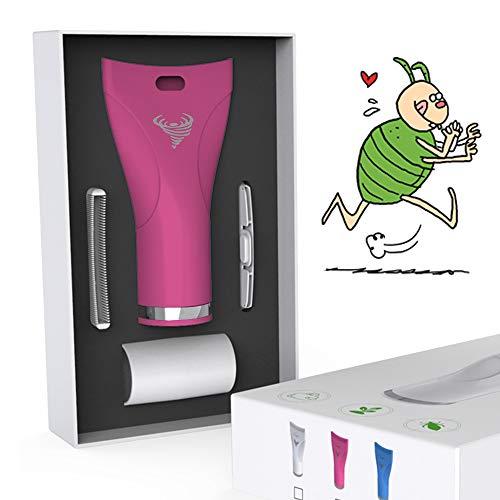 Aspipoux, la solution anti-poux efficace et naturelle pour éliminer les poux. (rose)