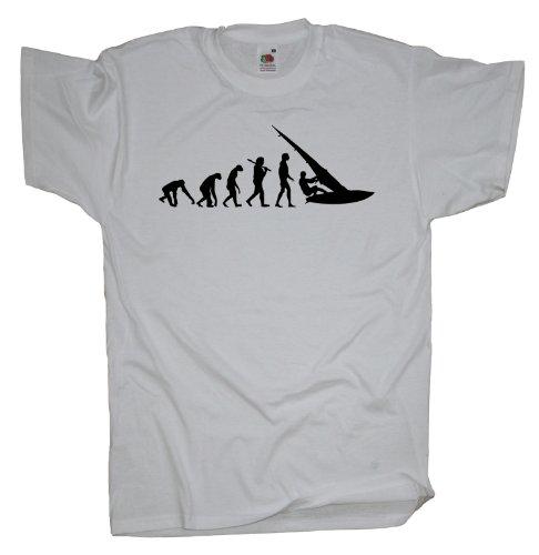 Ma2ca - Evolution - Windsurfer T-Shirt White