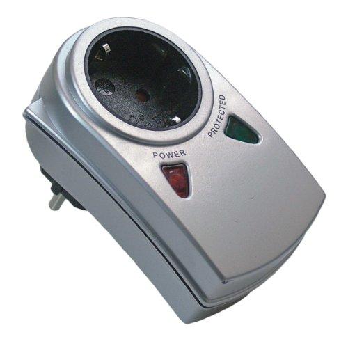 as - Schwabe 18610 Profi-Überspannungsschutzadapter (Daten Überspannungsschutz)