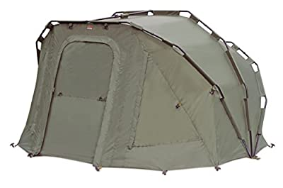 TF Gear Scout 2 Man Carp Fishing Bivvy with Overwrap from TF Gear