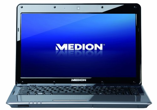 Medion Akoya E4212 35,8 cm (14,1 Zoll) Laptop (Intel Pentium B960, 2,2GHz, 4GB RAM, 750GB HDD, Intel HD 3000, DVD, Win 7 HP)
