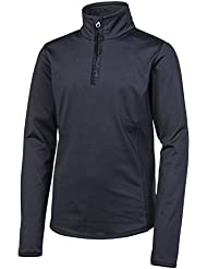 Protest FABRIZOY JR 1/4 ZIP TOP Ground Blue 128