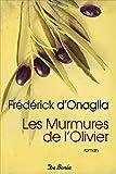 """Afficher """"Les Murmures de l'olivier"""""""