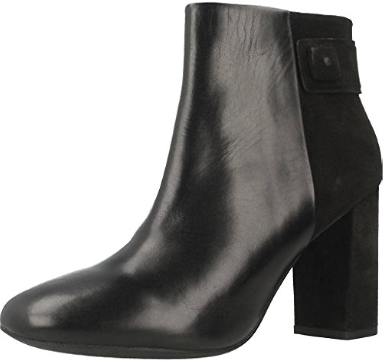 Geox D643XC 04322 Stiefeletten Frauen 2018 Letztes Modell  Mode Schuhe Billig Online-Verkauf