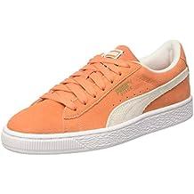 Puma Suede Classic Jr, Sneakers Basses Mixte Enfant, Rosa (Paradise Pink White)