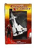 Captain Scarlet Angel Interceptor & White Falcon Set Corgi 1/36 Example T312Z