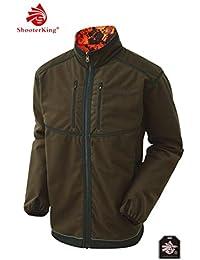 Shooterking Dawn Fleece Jacket Olive