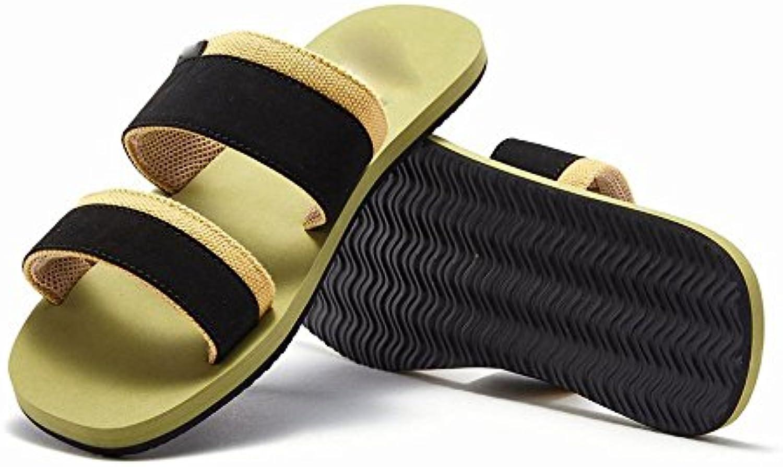 a74220a30374 AN Pantofole Parola Semplice e Comoda da da da Spiaggia Casual Casual Moda  Uomo Moda Estate