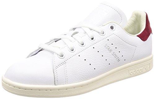 adidas Stan Smith W, Chaussures de Fitness Femme, Blanc (Blanco 000), 39 1/3 EU