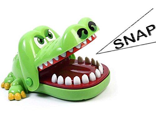 Actionspiel Geschicklichkeitsspiel Krokodil Doc Kinderspiel , Kajman , 3 jahre Kinderspiele, Baby Spielzeug, Kinderspielzeug, Jungen Spielzeug.