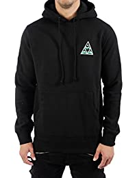 Messieurs Sweats à cheval Dimensions Triangle Hoodie