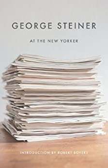 George Steiner at The New Yorker par [Steiner, George]