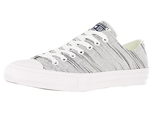 Converse Ct Ii Ox, Baskets Basses Homme White/Navy/White