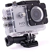 SJ4000 WIFI FullHD 12MP CMOS H.264 Sports Action Camera Waterproof Camcorder accessories [Silver]
