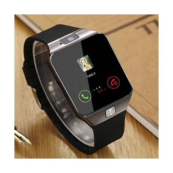 Zinniaya Smart Watch Dz09 Gold Silver Smartwatch Relojes para iOS para Android Sim Card Camera Camera Watch 5