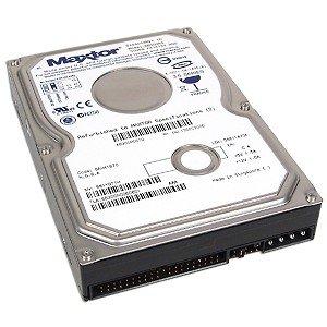 Ide Ultra Ata-100 Festplatte (Maxtor 40GB D540X -4d 5400RPM ULTRA ATA/1004d040h2)