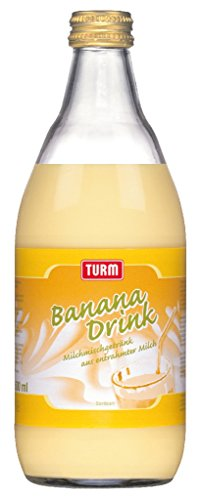 Turm - Banana Drink Bananenmilch - 500ml