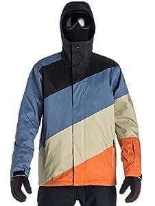Snow Jacket Men Quiksilver Edge 10K Jacket
