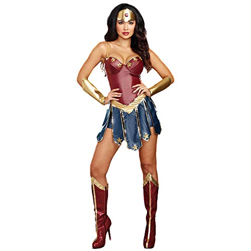 Halloween Plays The Uniform, The Movie Version of Wonder Woman Superman, Stage Performance ()