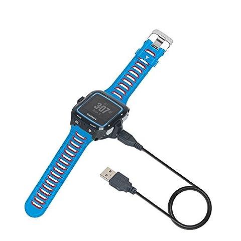 Câble de chargement USB pour Garmin Forerunner 920X T Smart Watch de remplacement socle chargeur pour Garmin Forerunner 920X T