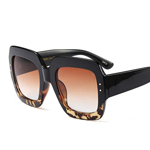 WYJW Europa und die Vereinigten Staaten Qualität Mode dreifarbige Sonnenbrille benutzerdefinierte Luxusfarbe Kristall Flut Coole Sonnenbrille