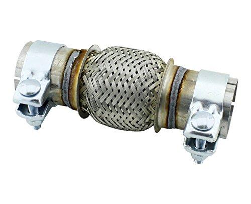 55-x-100-mm-universal-edelstahl-flexrohr-inkl-montageschellen