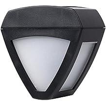 Foco Solar Impermeable LED sin cable y con Sensor de luz para exteriores