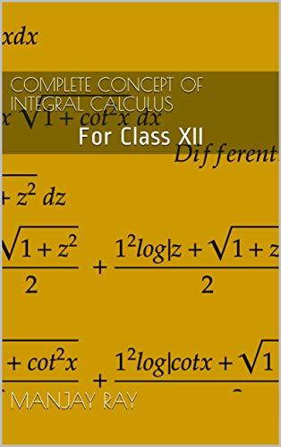 Integral Calculus Ebook