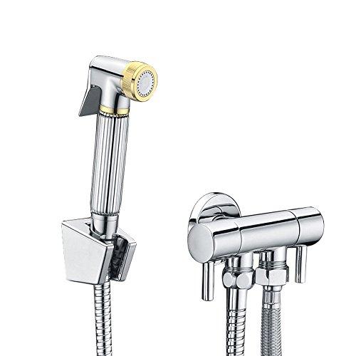 GFEI le rappel complet pistolet pulvérisateur / main toilette réglable machine multifonctionnelle ceinture switch,le costume de 1,2 m