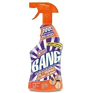 Cillit Bang Potente Limpiador Spray Cal & Brillo  – 750 ml