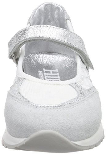 HIP Mädchen H1812/162/0000/0000 Knöchelriemchen Weiß (30PY)