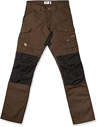 Fjällräven Herren Barents Pro Trousers, grün (Dk.Olive-Dk.Olive),52 EU -