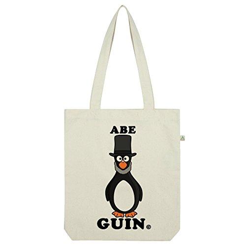 n der Pinguin Tasche Weiß weiß (Abe Lincoln-kostüme)