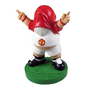 Manchester United FC 'Shirt over head' Gnome - Official United Gnome