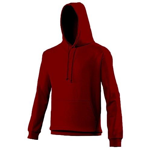 Awdis CollegeHoodie Brick Red