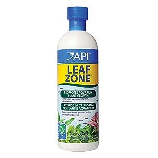 API LEAF ZONE Freshwater Aquarium Plant Fertilizer 473 ml Bottle