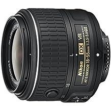 Nikon AF-S DX NIKKOR 18-55 mm f/3.5-5.6G VR II Lens (Renewed)