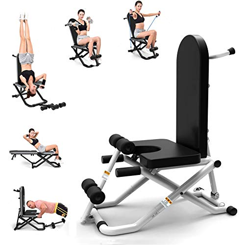 ZQQ Inversionsbank, Multifunktions-Cabrio-Fitnessgeräte Für Das Heimtraining Sit-Up-Push-Up Und Körpergewichtstraining