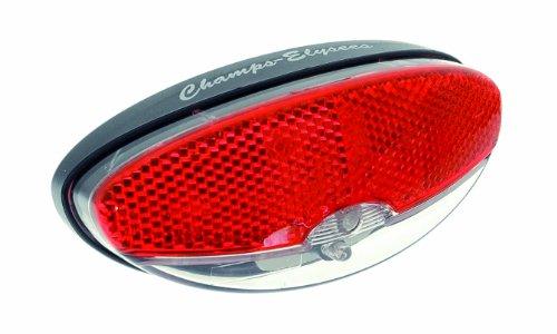 Büchel LED Rücklicht Champ Elysees, StVZO zugelassen, schwarz, 50060