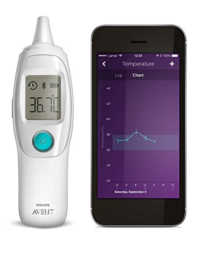Philips AVENT SCH740/86 Ohrthermometer - 7
