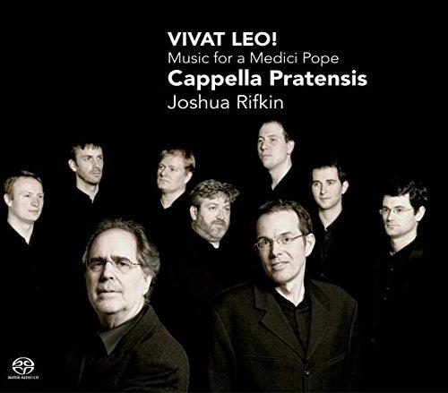 Vivat Leo ! Musique pour un pape Médicis.